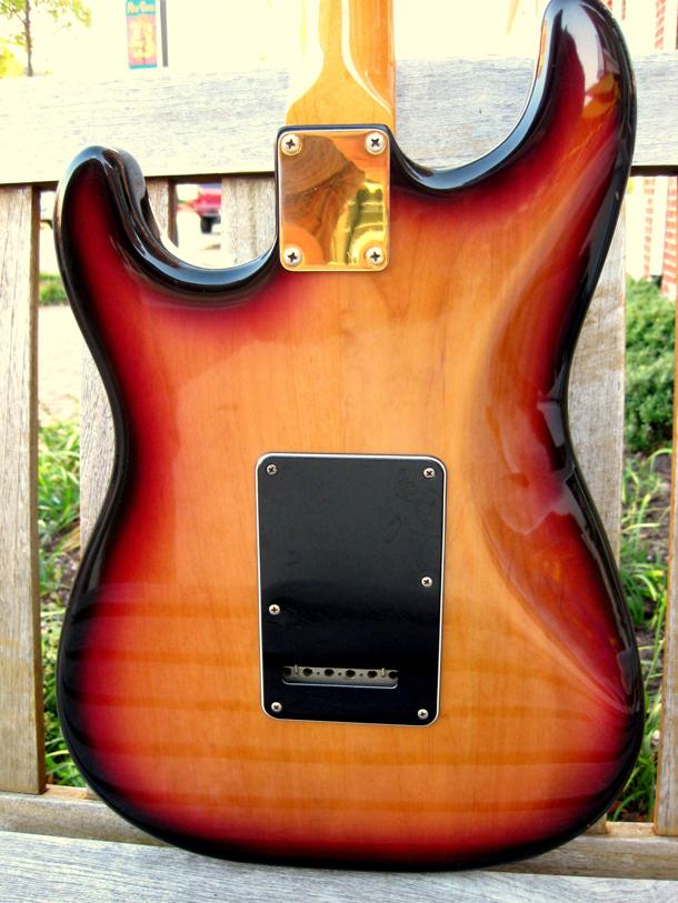 1992 Fender Stratocaster SRV
