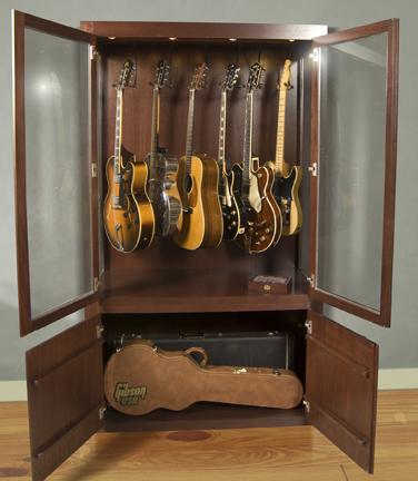 for Mueble guitarras