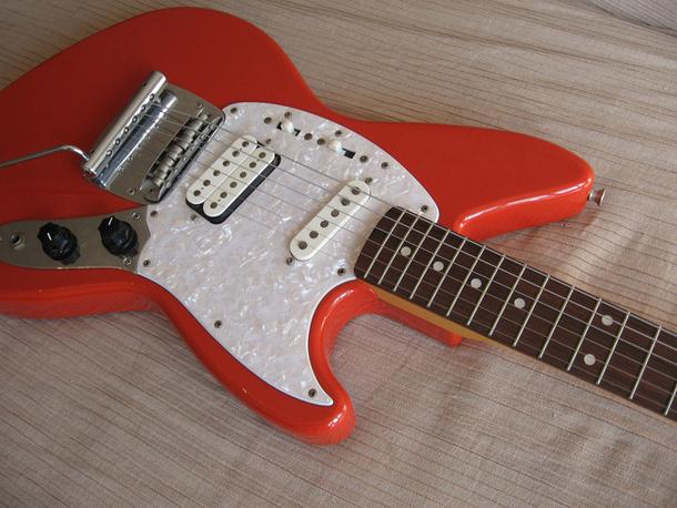 Fender Jag-Stang Kurt Cobain Artist Series