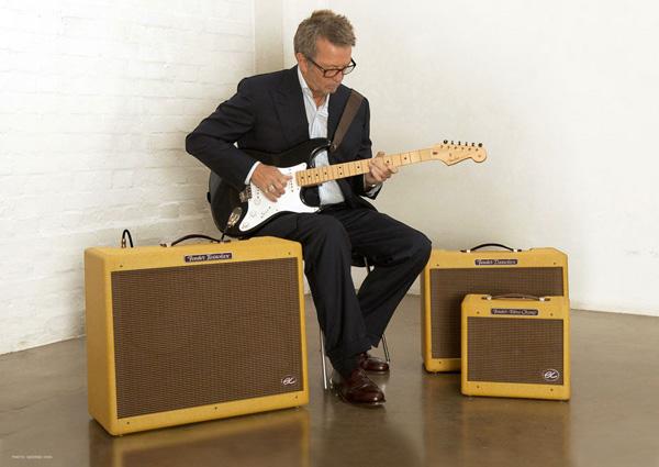фабрике Fender усилители
