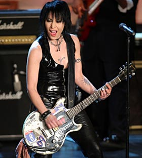 Joan Jett Signature Melody Maker