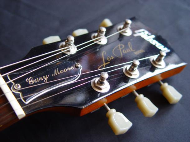Gibson Les Paul Gary Moore Signature