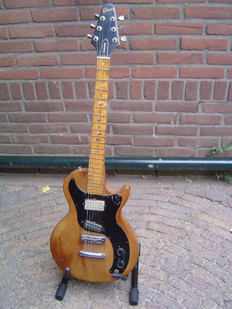 Gibson Marauder 1986