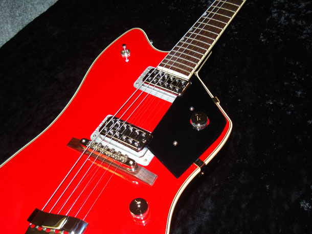 "Gretsch G6199 ""Billy-Bo"" Jupiter Thunderbird"