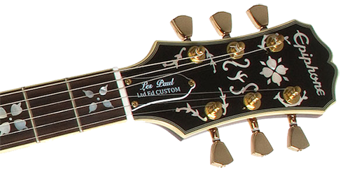 Epiphone Lee Malia Signature Les Paul Custom Artisan