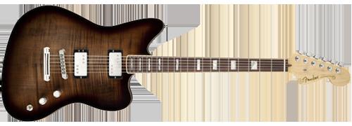Fender анонсировали Jim Root Jazzmaster