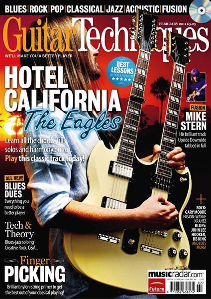 Gibson Don Felder