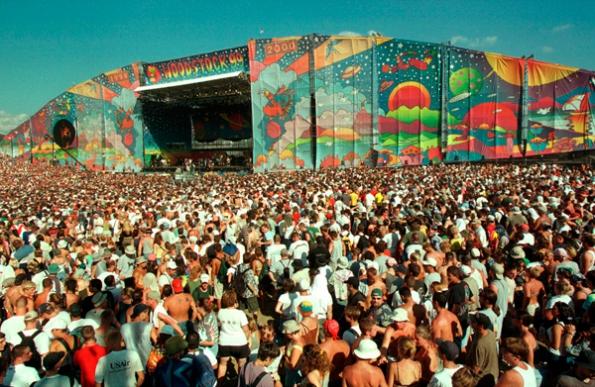 19 самых жутких фактов о фестивале Woodstock '99