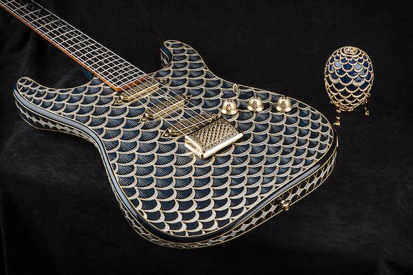 Fender Custom Shop Masterbuilt Yuriy Shishkov Pine Cone Stratocaster