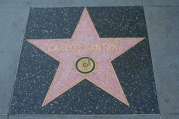 Карлос Сантана