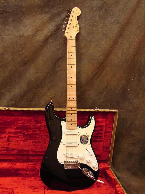 Stratocaster fender Blackie