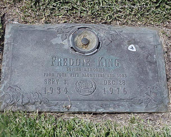 Фредди Кинг